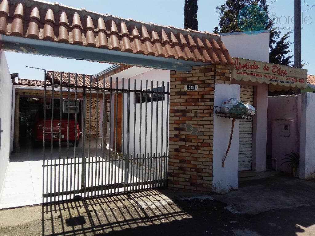 Casa residencial à venda, Iná, São José dos Pinhais.