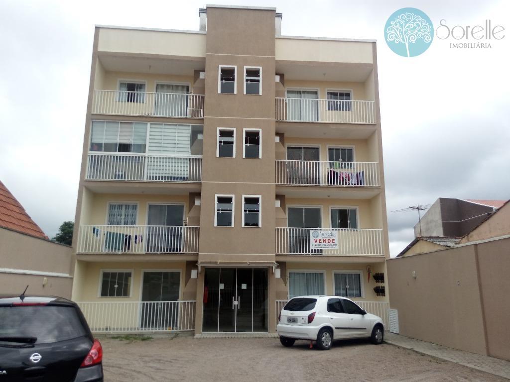 Apartamento residencial para locação, Costeira, São José dos Pinhais.