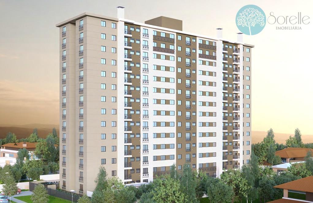 Apartamento à venda, Centro, São José dos Pinhais - AP0201.