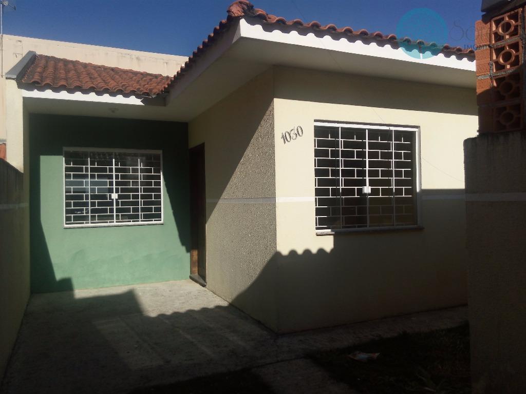 Casa residencial para locação, Costeira, São José dos Pinhais.