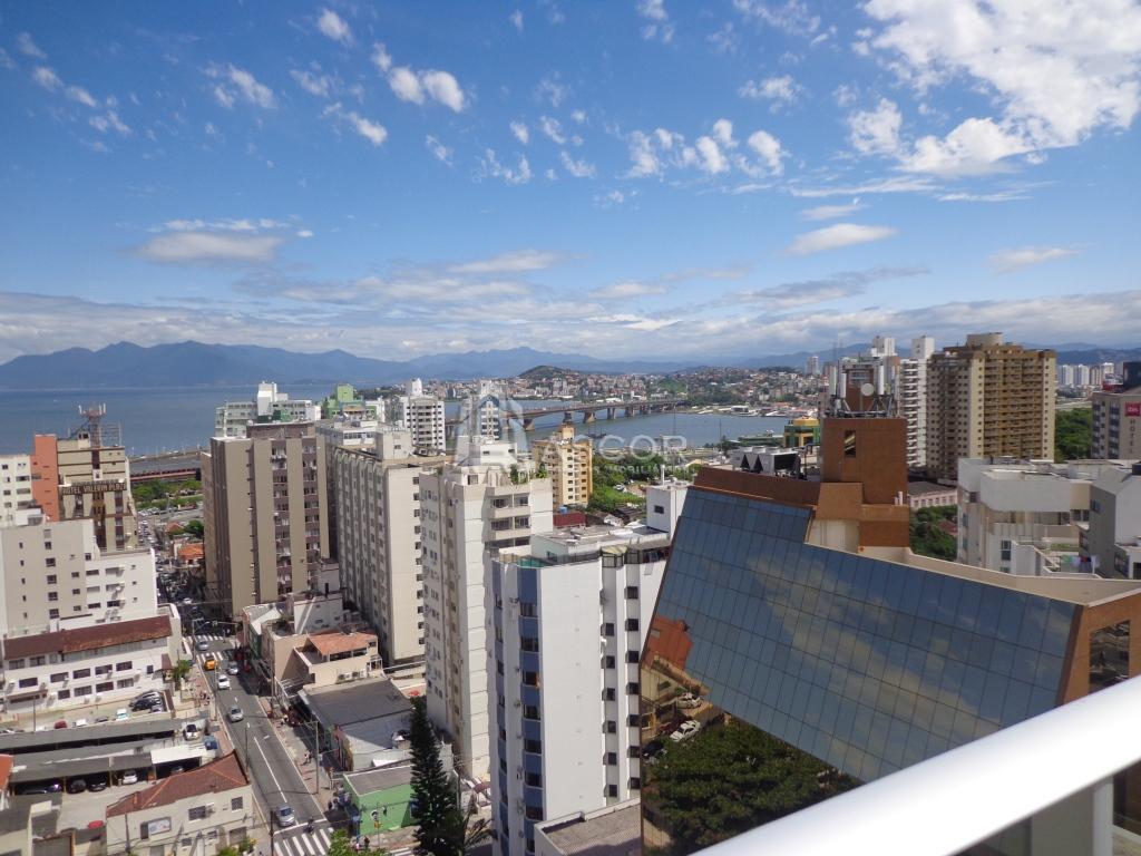 Sala, Centro, Florianópolis (SA0064) - Foto 4