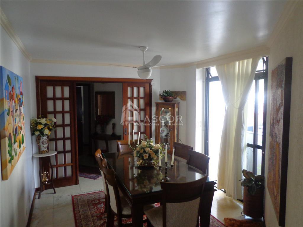 Apto 3 Dorm, Centro, Florianópolis (AP0745)