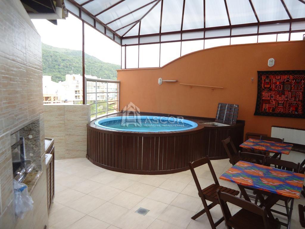 Cobertura 3 Dorm, Ingleses do Rio Vermelho, Florianópolis (CO0121) - Foto 2