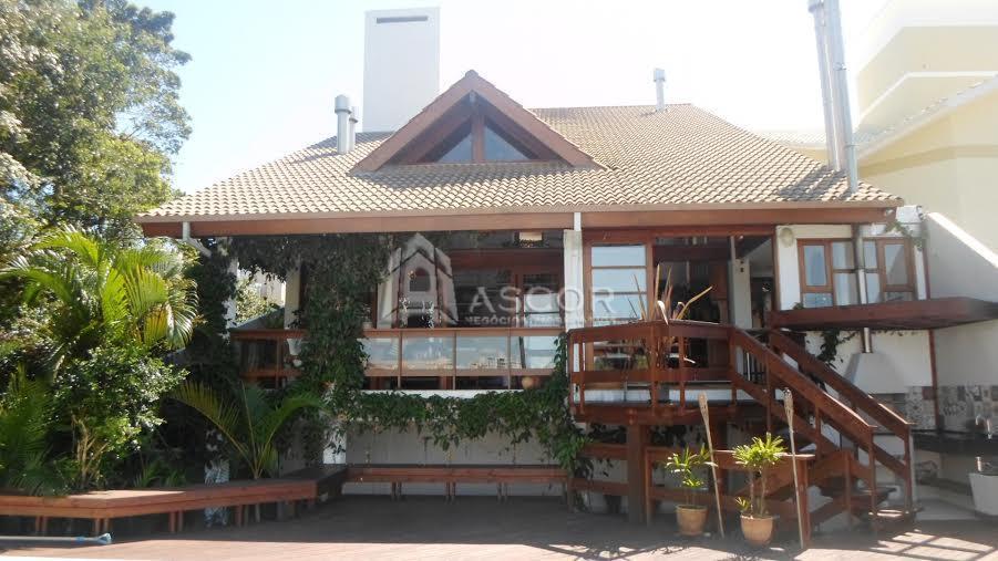 Casa 4 Dorm, João Paulo, Florianópolis (CA0101)