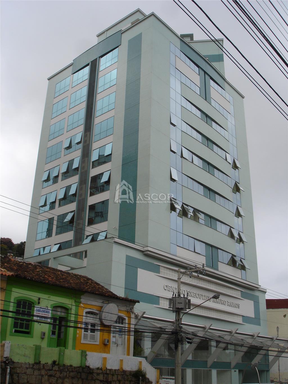 Para investidor, imóvel comercial já Locado, com 4 salas em todo o andar, Centro, Florianópolis.