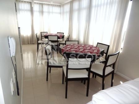 Cobertura 3 Dorm, Centro, Florianópolis (CO0141) - Foto 9