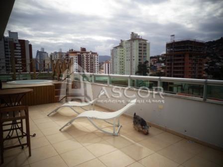 Cobertura 2 Dorm, Agronômica, Florianópolis (CO0144)