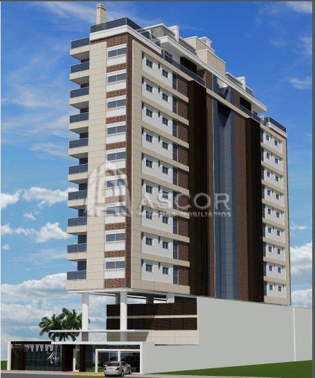 Ascor Imóveis - Apto 3 Dorm, Centro, Florianópolis - Foto 3