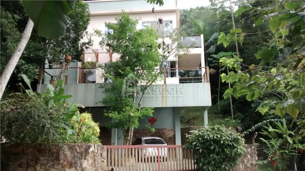 Casa 3 Dorm, Lagoa da Conceição, Florianópolis (CA0119)