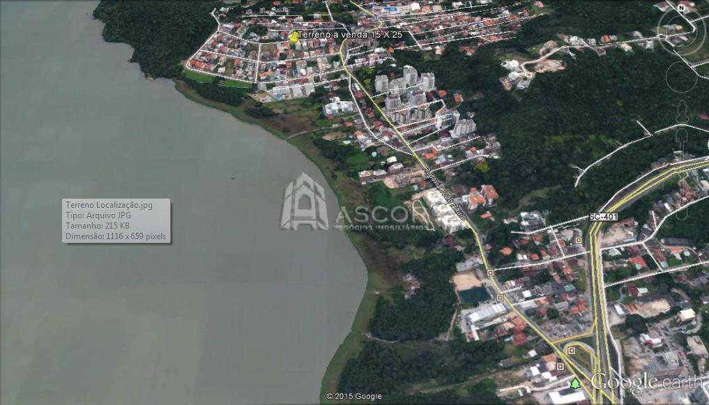 Terreno, João Paulo, Florianópolis (TE0108) - Foto 3