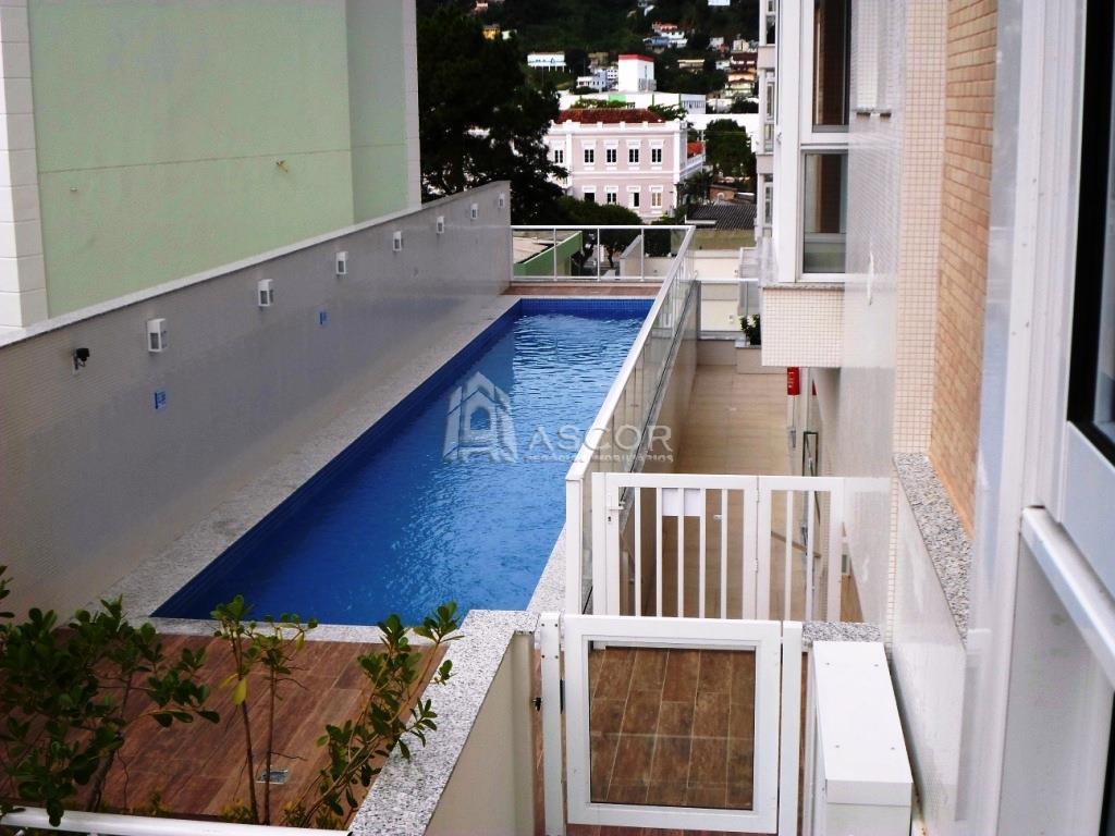 Cobertura 3 Dorm, Centro, Florianópolis (CO0018)