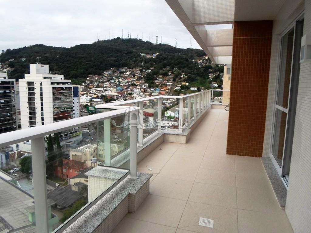 Cobertura 3 Dorm, Centro, Florianópolis (CO0018) - Foto 10