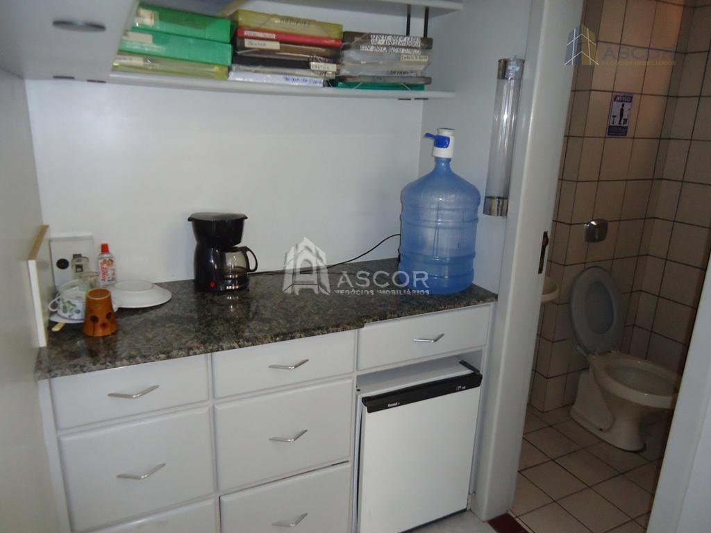 Sala, Centro, Florianópolis (SA0079) - Foto 18