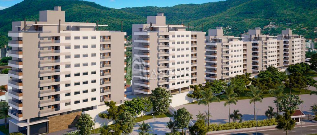 Cobertura 3 Dorm, Itacorubi, Florianópolis (CO0192) - Foto 2