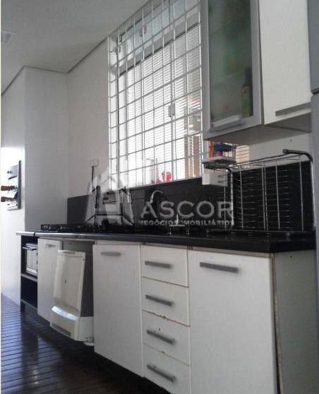 Ascor Imóveis - Casa 4 Dorm, Santa Mônica (CA0115) - Foto 3