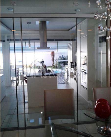 Ascor Imóveis - Casa 4 Dorm, Santa Mônica (CA0115) - Foto 6