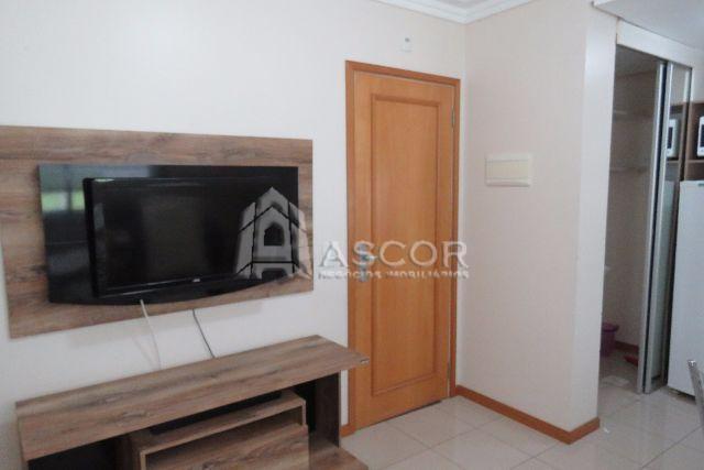 Apto 1 Dorm, Centro, Florianópolis (AP1463) - Foto 5