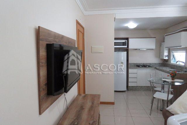 Apto 1 Dorm, Centro, Florianópolis (AP1463)
