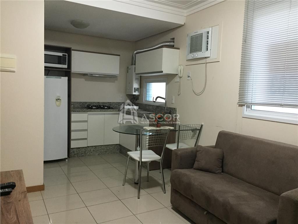 Apto 1 Dorm, Centro, Florianópolis (AP1463) - Foto 4