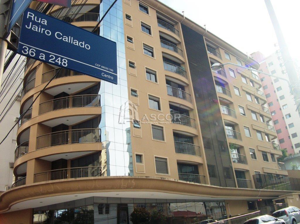 Apto 2 Dorm, Centro, Florianópolis (AP1464) - Foto 5