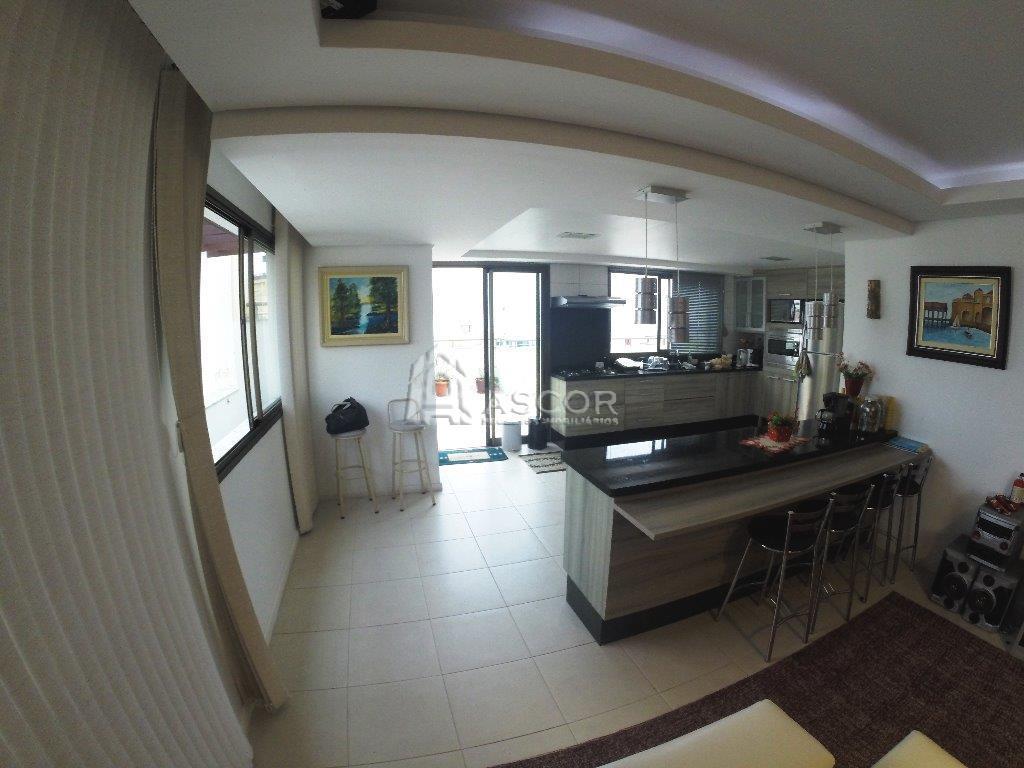 Cobertura 3 Dorm, Centro, Florianópolis (CO0202) - Foto 12