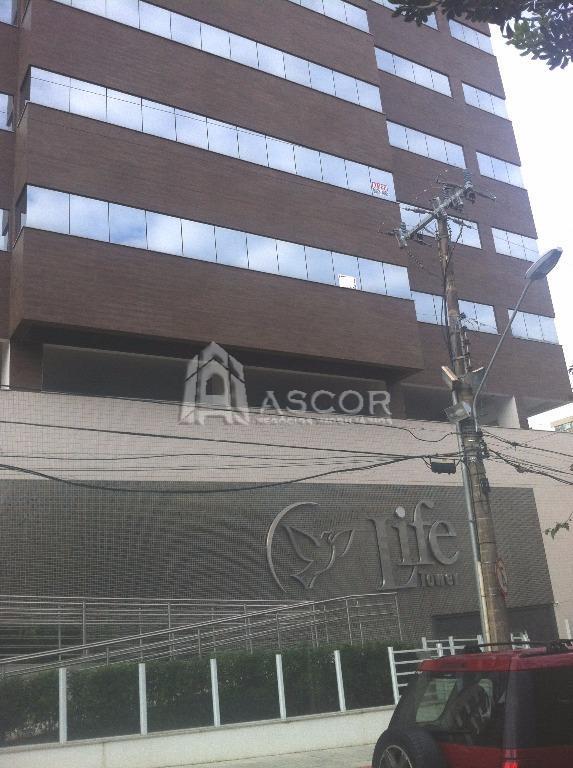 Sala, Centro, Florianópolis (SA0155) - Foto 17