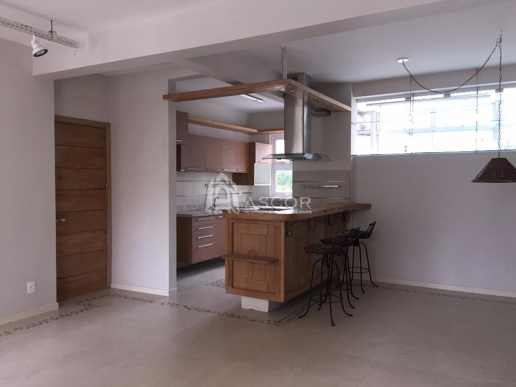 Apto 3 Dorm, Centro, Florianópolis (AP1523)