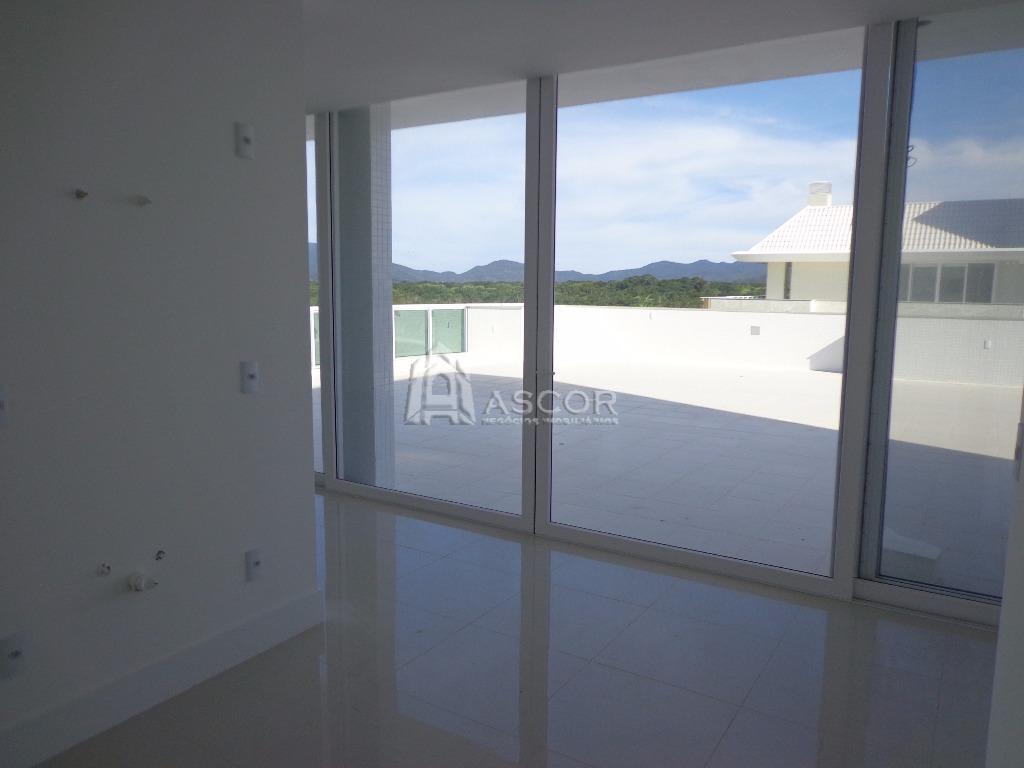 Ótima Cobertura residencial para locação, Jurerê Internacional, Florianópolis.