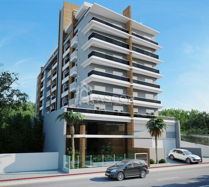 Apartamento com 3 dormitórios sendo uma suíte, com área de l de Ascor Negócios Imobiliários.'