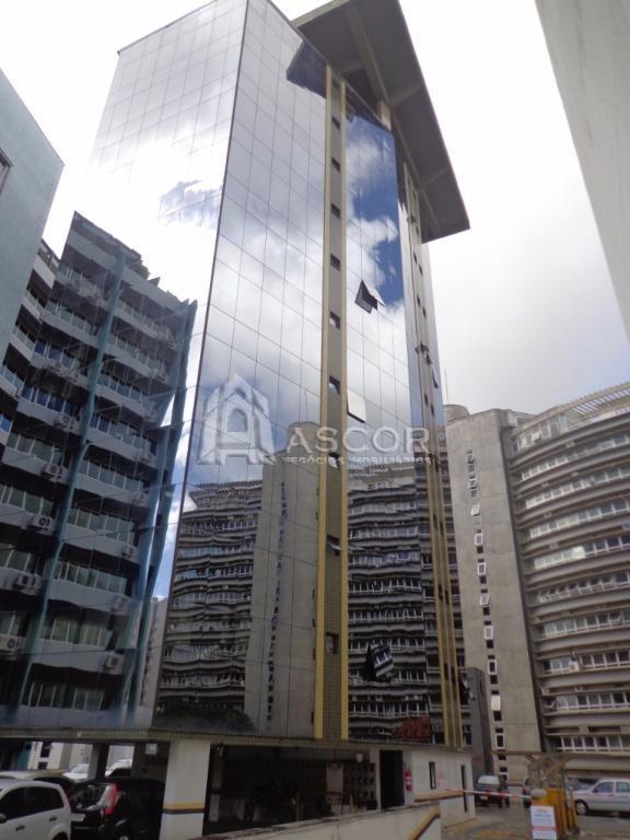 Sala, Centro, Florianópolis (SA0167) - Foto 16