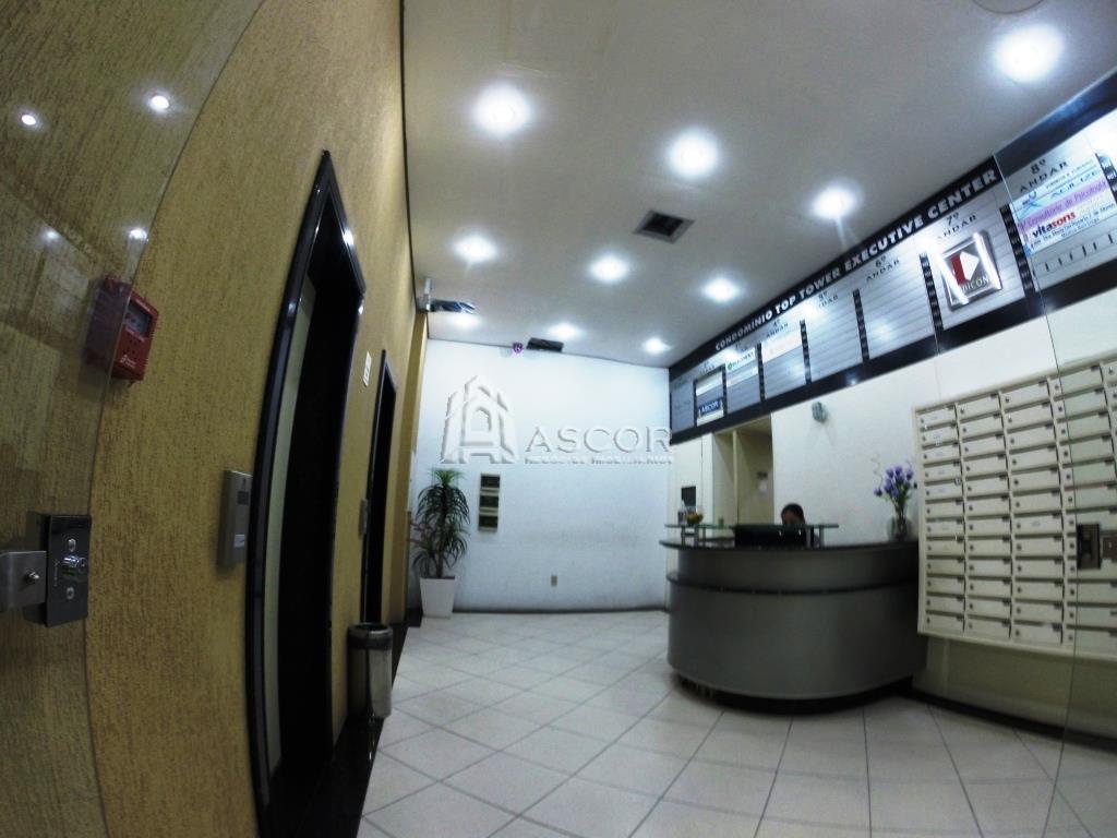 Sala, Centro, Florianópolis (SA0167) - Foto 18