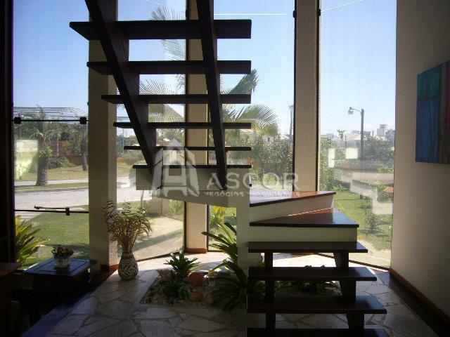 Casa 4 Dorm, Jurerê, Florianópolis (CA0174) - Foto 5