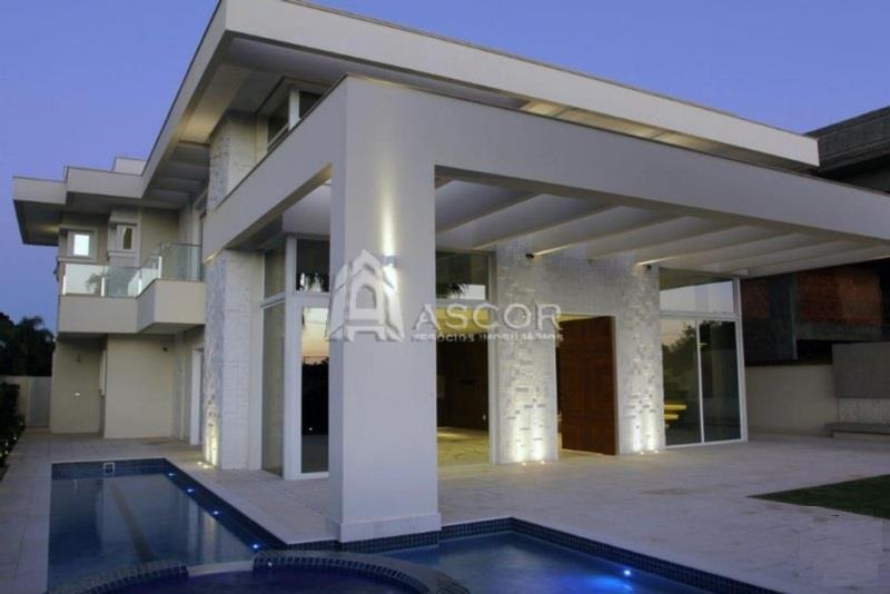 Casa 4 Dorm, Jurerê Internacional, Florianópolis (CA0175)
