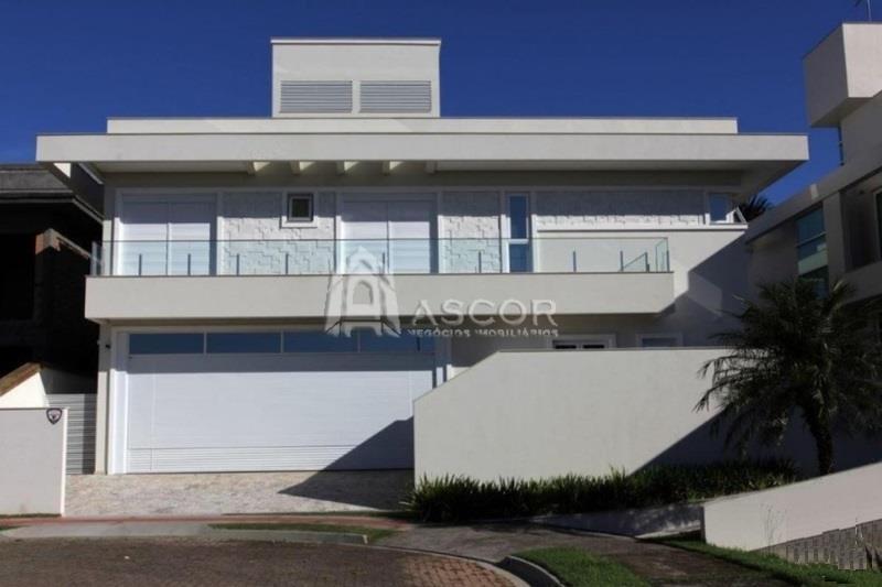 Casa 4 Dorm, Jurerê Internacional, Florianópolis (CA0175) - Foto 10