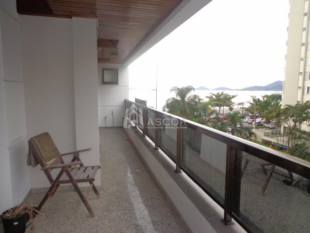 Apto 4 Dorm, Centro, Florianópolis (AP1638)