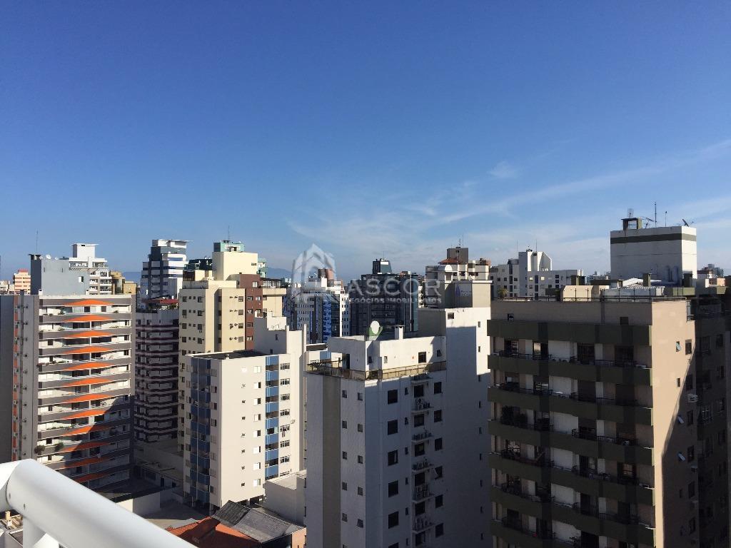Apto 3 Dorm, Centro, Florianópolis (AP1663)