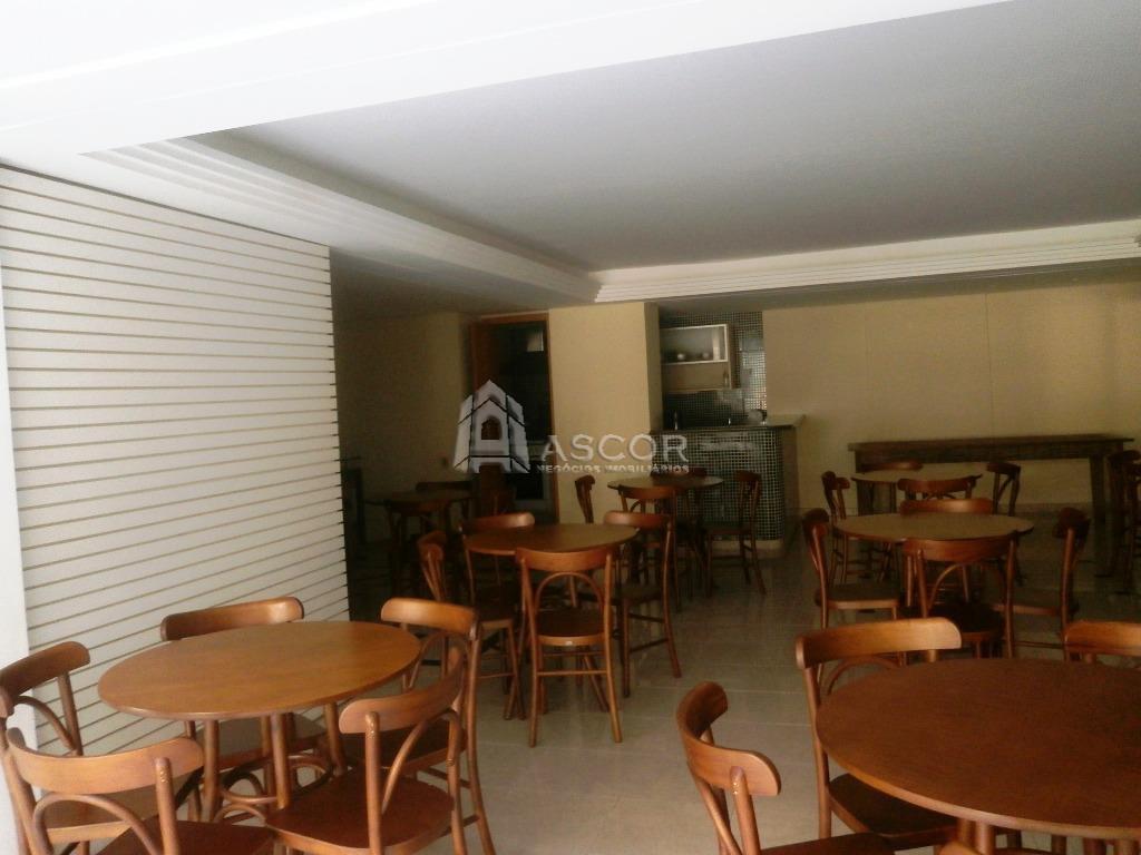 Apto 4 Dorm, Centro, Florianópolis (AP1611)