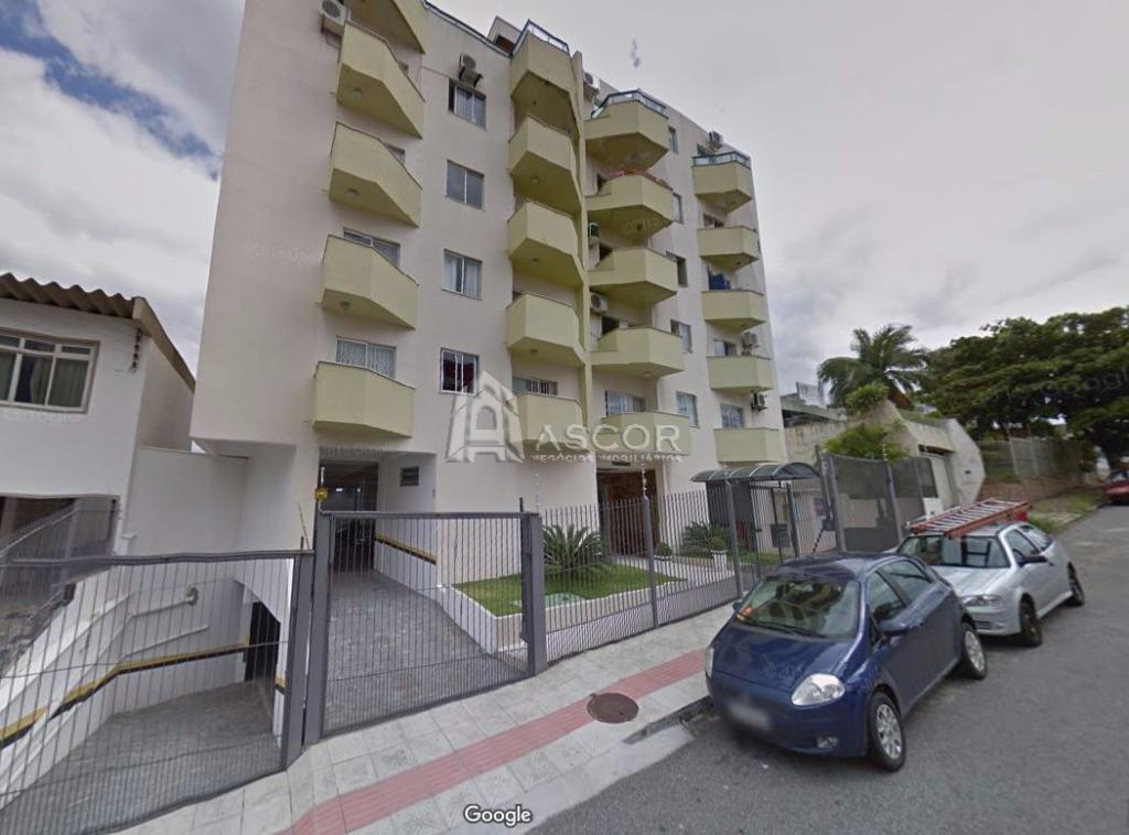 Apto 3 Dorm, Coqueiros, Florianópolis (AP1665) - Foto 2