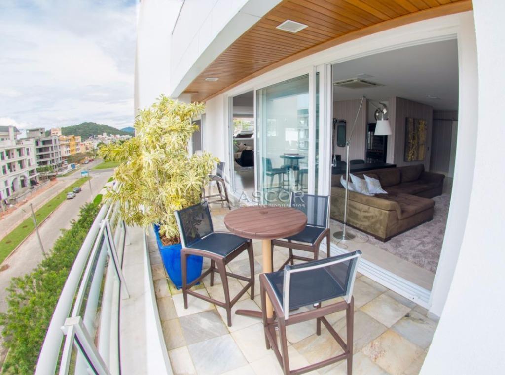 Ascor Imóveis - Cobertura 3 Dorm, Florianópolis - Foto 6