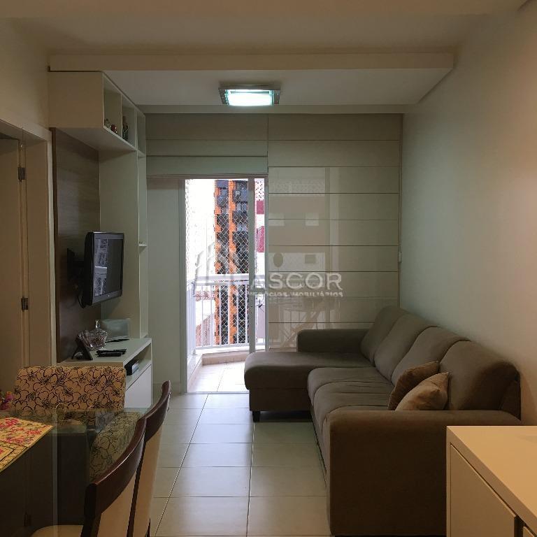 Apto 3 Dorm, Centro, Florianópolis (AP1707)