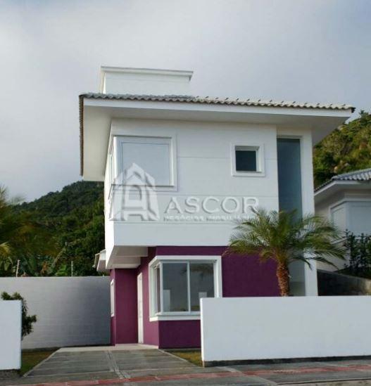 Casa 2 Dorm, Cachoeira do Bom Jesus, Florianópolis (CA0190) - Foto 2