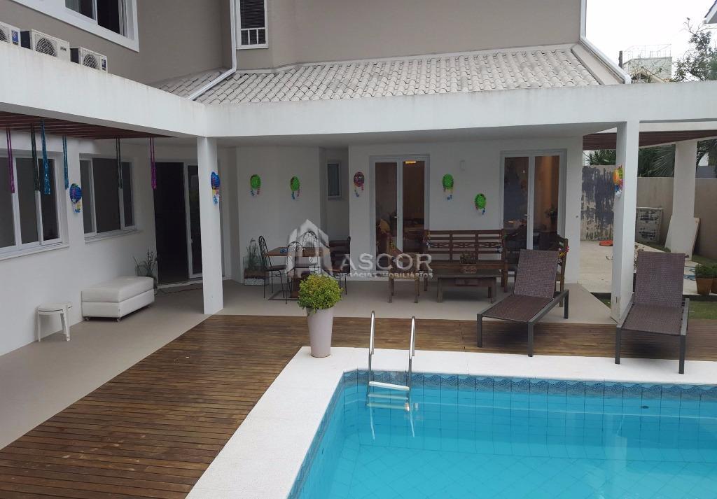 Casa 4 Dorm, Lagoa da Conceição, Florianópolis (CA0191) - Foto 3