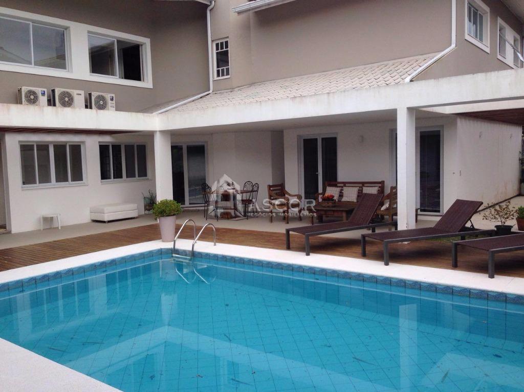 Casa 4 Dorm, Lagoa da Conceição, Florianópolis (CA0191)