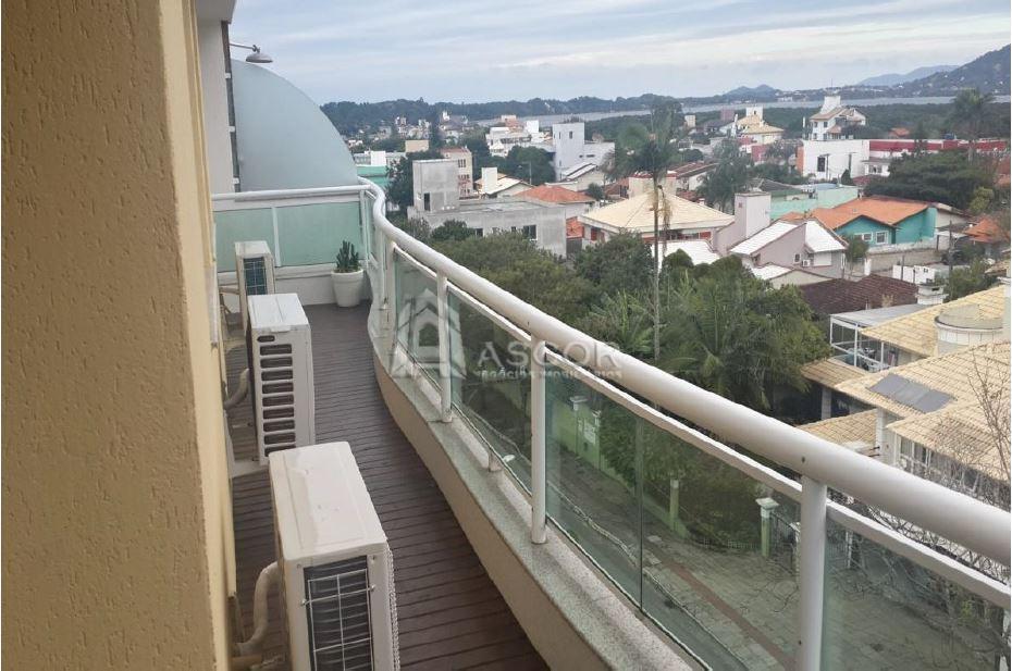 Cobertura 3 Dorm, Lagoa da Conceição, Florianópolis (CO0234) - Foto 2