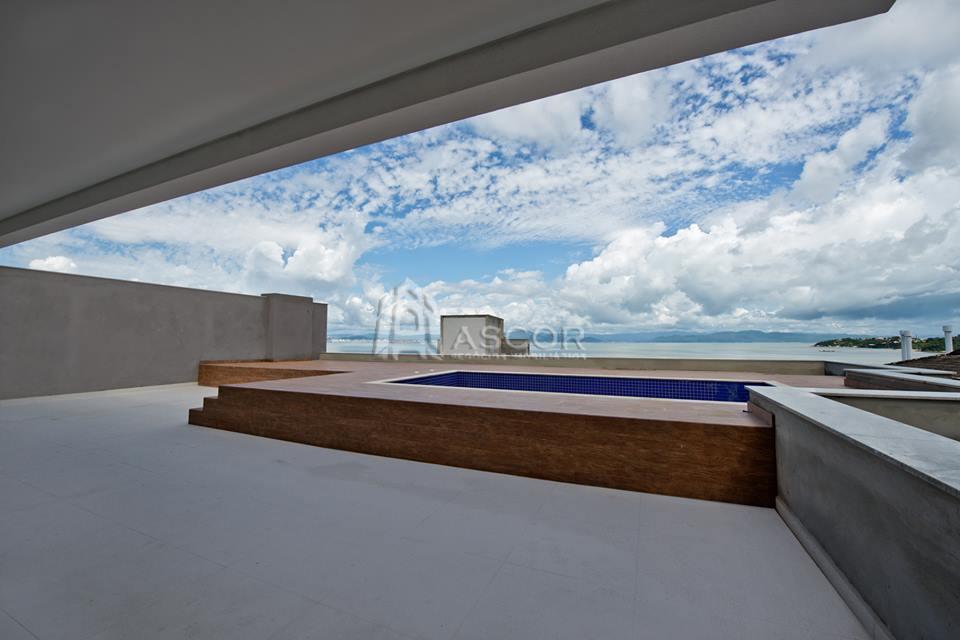 Cobertura 3 Dorm, João Paulo, Florianópolis (CO0097)