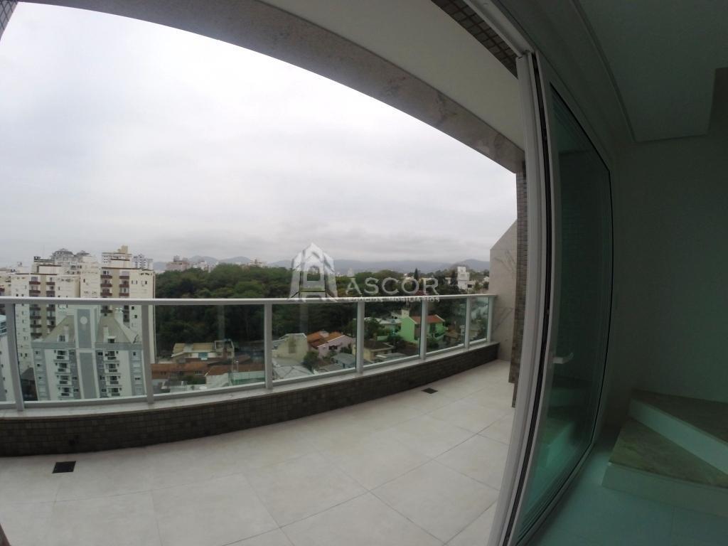 Cobertura 4 Dorm, Agronômica, Florianópolis (CO0146) - Foto 6