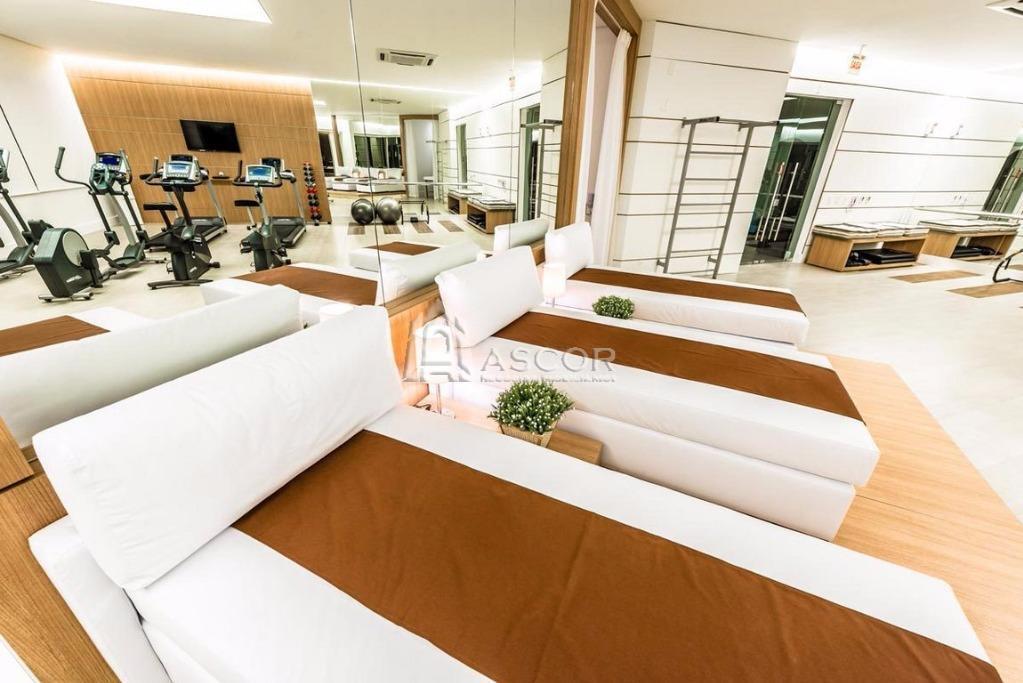 Apto 1 Dorm, Jurerê Internacional, Florianópolis (AP0090) - Foto 8