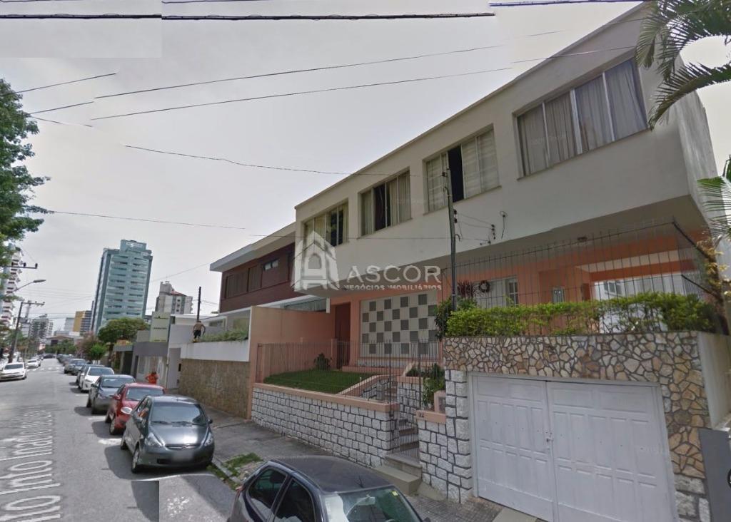 Casa 4 Dorm, Centro, Florianópolis (CA0195)