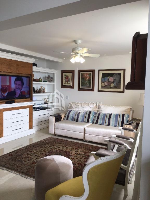 Apartamento residencial à venda, Na Avenida Beira Mar, Centro, Florianópolis.