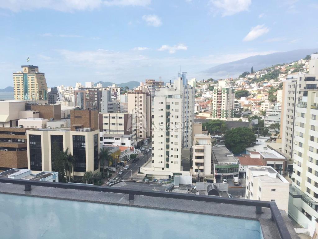 Cobertura 3 Dorm, Centro, Florianópolis (CO0131) - Foto 2